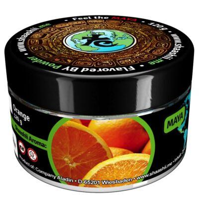 Shaashii narancs instant vízipipa por