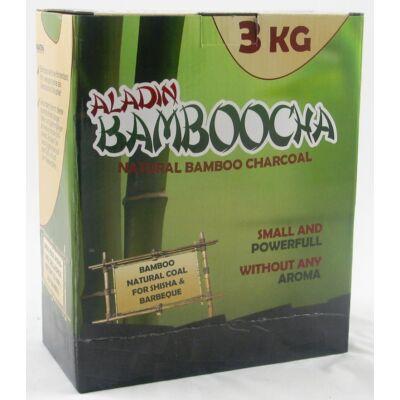 Aladin Bamboocha 3 kg bambusz természetes szén