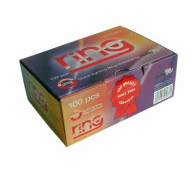 Carbopol Ring 38 mm, 100 db-os doboz öngyulladó szén