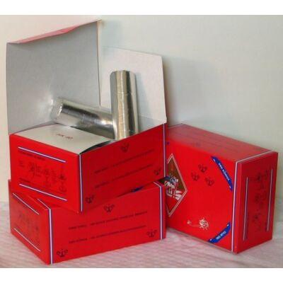 Three Kings 40 mm, 100 db-os doboz öngyulladó szén