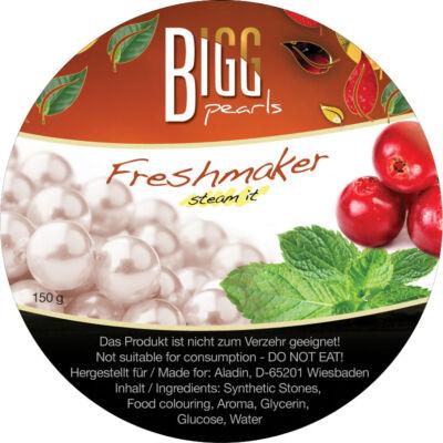 BIGG Pearls Freshmaker (menta–vörösáfonya) vízipipa ásvány