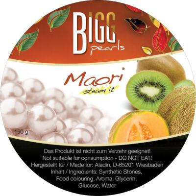 BIGG Pearls Maori (kiwi–sárgadinnye) vízipipa ásvány