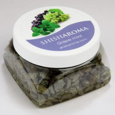 Shisharoma szőlő-menta vízipipa ásvány