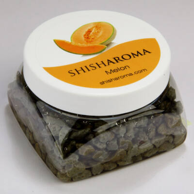 Shisharoma sárgadinnye vízipipa ásvány