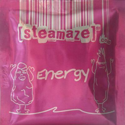 Steamaze energiaital vízipipa ásvány