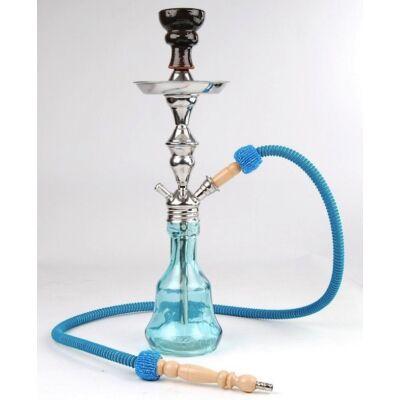 Aladin Mary 51 cm vízipipa — türkízkék