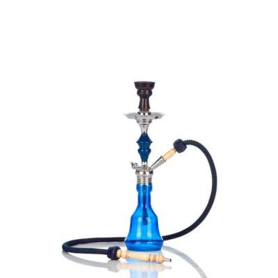 Aladin Mary 53 cm vízipipa — kék