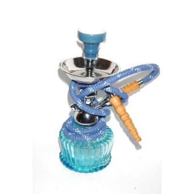MYA QT 32 cm vízipipa — kék