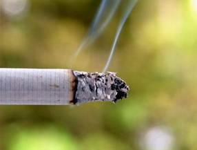 Cigaretta füst - több benne a nikotin?
