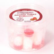 Aroma Tubes eper, 10 db szívócső patron