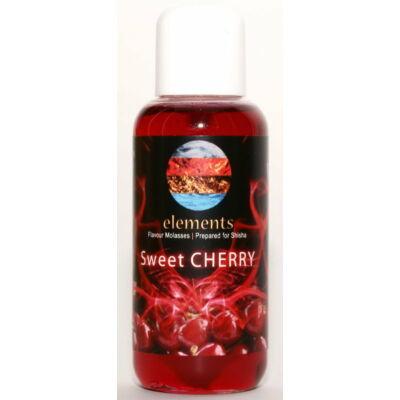 Elements sweet cherry dohány ízesítő