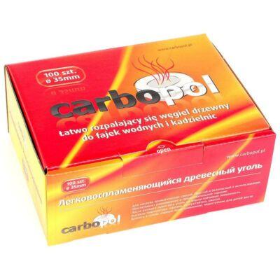 Carbopol 35 mm, 100 db-os doboz öngyulladó szén