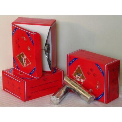 Three Kings 33 mm, 100 db-os doboz öngyulladó szén