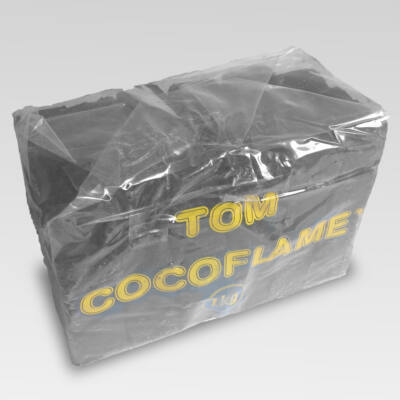 Tom Cococha Premium Gold 1 kg kókusz természetes szén
