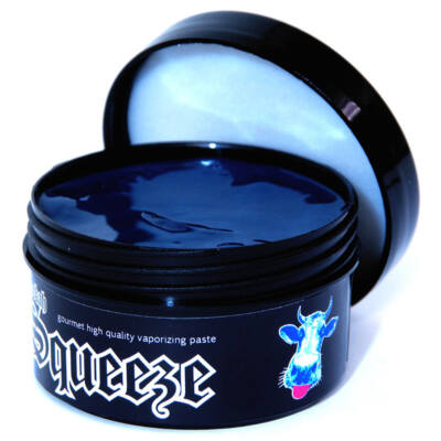 Hookah Squeeze bavarian kék vízipipa paszta