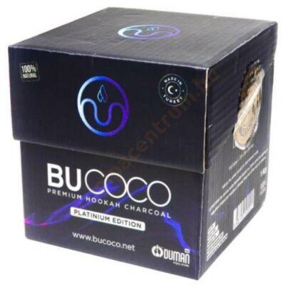 Bucoco 1 kg kókusz természetes szén