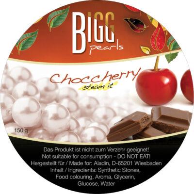 BIGG Pearls Choccherry (csokoládé–cseresznye) vízipipa ásvány