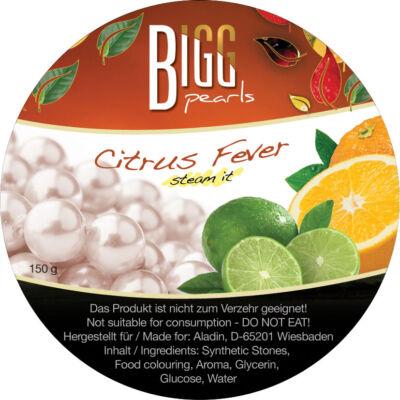 BIGG Pearls Citrus Fever (citrus-mix) vízipipa ásvány