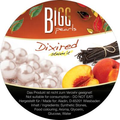 BIGG Pearls Dixired (barack-vanília) vízipipa ásvány