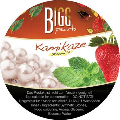 BIGG Pearls Kamikaze (eper–menta) vízipipa ásvány