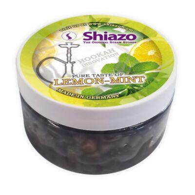 Shiazo citrom–menta vízipipa ásvány