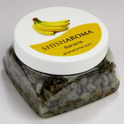 Shisharoma banán vízipipa ásvány