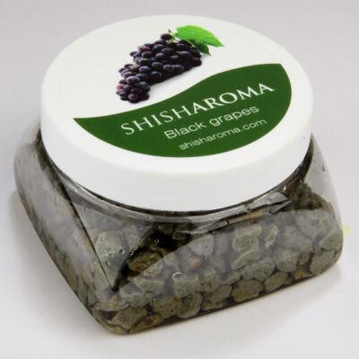 Shisharoma fekete szőlő vízipipa ásvány