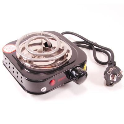 Hookah Flame 500W, elektromos szénizzító — fekete