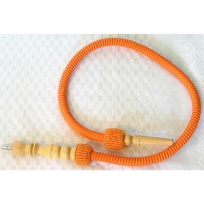 Top Mark S méretű, 90 cm nem mosható szívócső — narancssárga