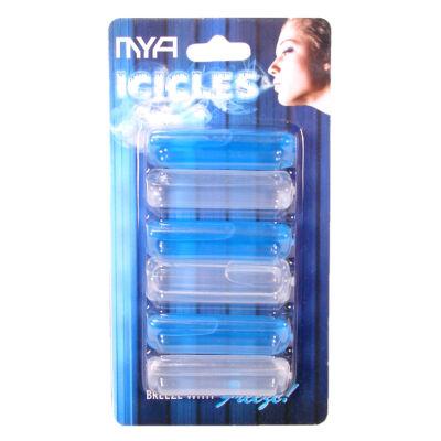 MYA Icicles hűsítő szívócső betétek (6db) kiegészítő
