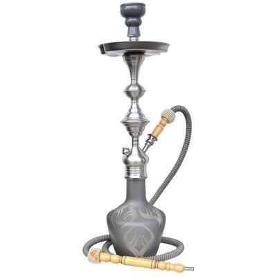 Aladin Macao 66 cm vízipipa — szürke