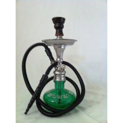 Aladin Tiny 35 cm vízipipa — zöld