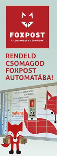 FOXPOST - A Legokosabb Csomagok